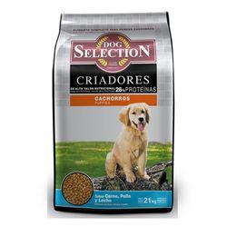 Alimento-para-perros-Dog-Selection-cachorros-21-kg