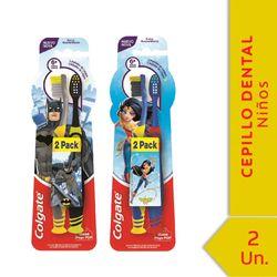 Pack-X2-cepillo-dental-COLGATE-liga-de-la-justicia