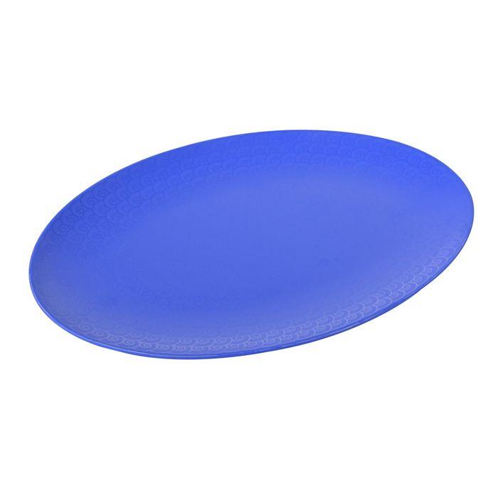 Ensaladera-de-melamina-color-azul-remolino-35.5-cm