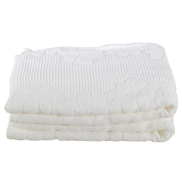 Toalla-baño-70x135-cm-LOLLIPOP-velour-blanco