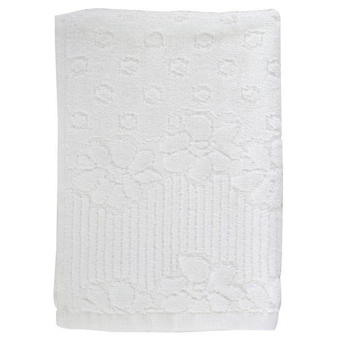 Toalla-mano-30x50-cm-LOLLIPOP-velour-blanco