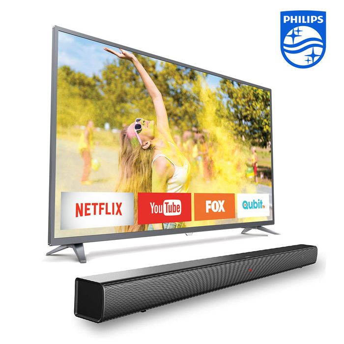 Smart-TV-PHILIPS-50--4k-Mod.-50PUD6513---Barra-de-sonido-Mod.-HTL1508B