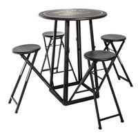 Mesa-con-4-sillas-plegable