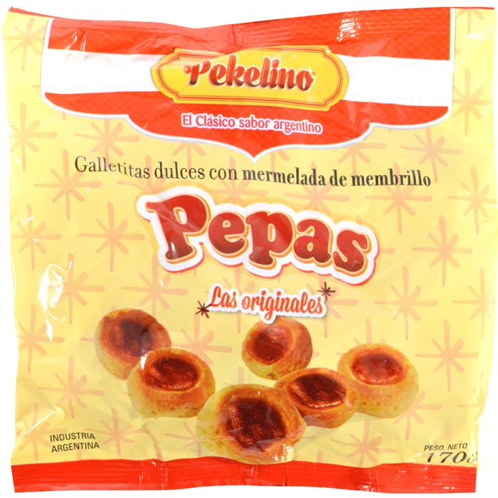 Galletitas-pepas-PEKELINO-170g