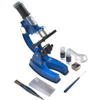 Sistema-del-microscopio-100-450-900X-color-azul-36-piezas