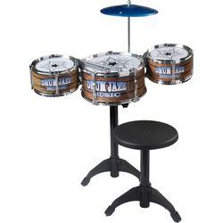 Bateria-clasica-3-tambores-1-platillo-y-banquito