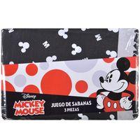 Juego-de-sabanas-DISNEY-en-microfibra-varios-personajes-150x220cm-Mickey-Vintage
