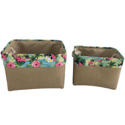 Set-cesto-rectangular-natural-con-flores
