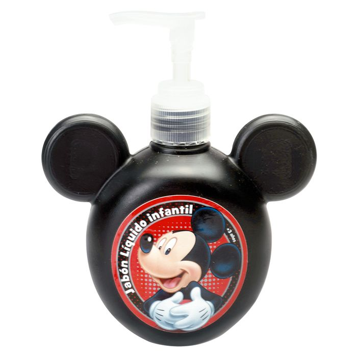 Jabon-liquido-DISNEY-3D-Mickey-220-ml