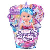 Muñeca-Sparkle-unicornio-en-cupcake