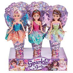 Muñeca-Sparkle-Girlz-bailarina-en-cucurucho