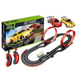 Pista-de-autos-radiocontrol-con-doble-looping