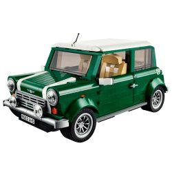 LEGO---Mini-Cooper---Creator-expert