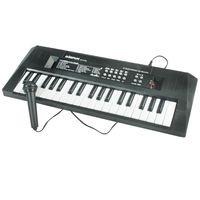 Organo-musical-con-microfono-electrico-y-USB