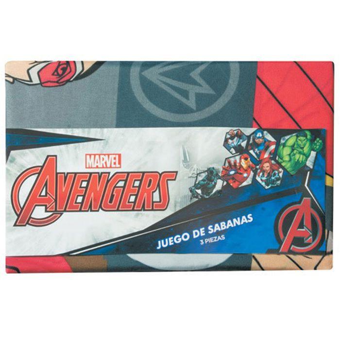 Juego-de-sabanas-DISNEY-en-microfibra-varios-personajes-150x220cm-Avenger