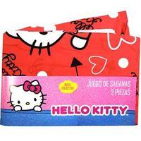 Juego-de-sabanas-DISNEY-en-microfibra-varios-personajes-150x220cm-Kitty-Moña