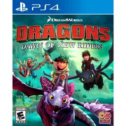 Juego-PS4-Dragons--Dawn-of-the-New-Riders