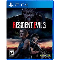 Juego-PS4-Resident-Evil-3