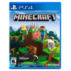 Juego-PS4-Minecraft-Starter-Collection