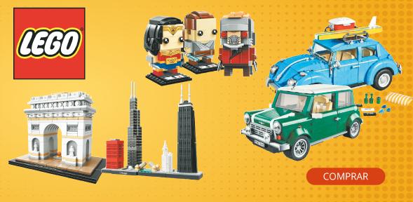 BANNER Lego Colección 1937