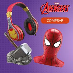 BANNER 3 Avengers - Coleccion