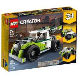 LEGO---Rocket-truck---Creator-expert