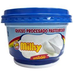 Queso-Untable-Procesado-Pasteurizado-MILKY-pt.-190-g