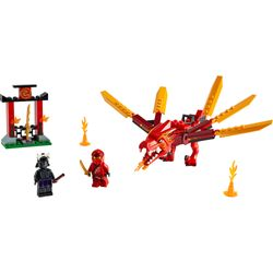 LEGO-–-Ninjago---Kais-fire-dragon