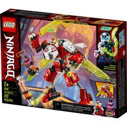 LEGO-–-Ninjago---Kais-mech-jet
