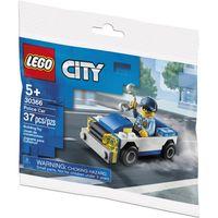 LEGO---City---Police-car