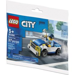 LEGO---City---Police-car