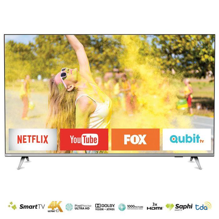 TV-Led-4K-50--PHILIPS-Mod.-50PUD6654