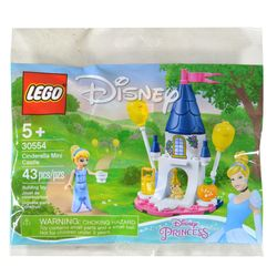 LEGO---Disney-Princesas---Cinderella-mini-castle