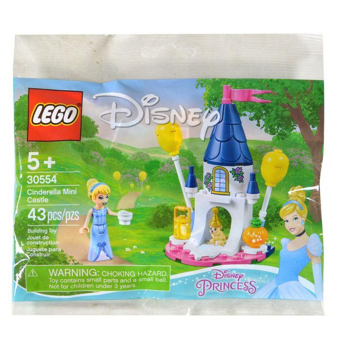 LEGO---Disney-Princesas---Cinderella-mini-castle