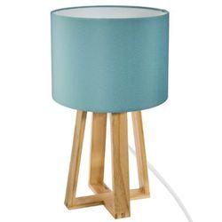Lampara-para-Mesa-en-Madera-35cm-Mod.-161500D-Color-Celeste