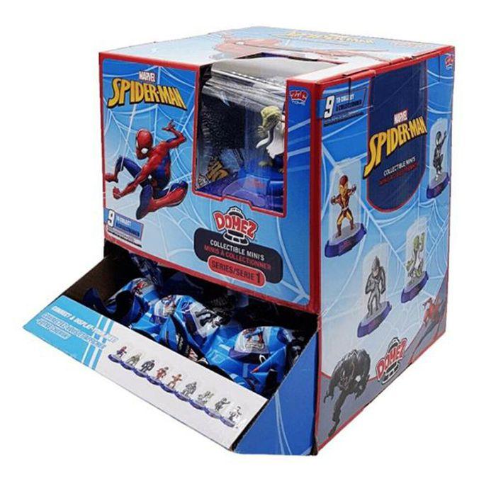 Domo-Spiderman-Marvel-Surtidos