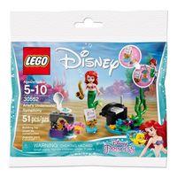 LEGO---B.Bags---Disney-Princesas---Sinf.Ariel