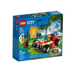 LEGO-–-City---Forest-fire
