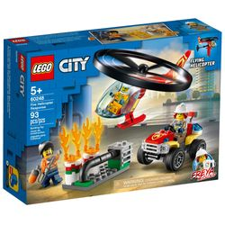 LEGO-–-City---Fire-helicopter-response