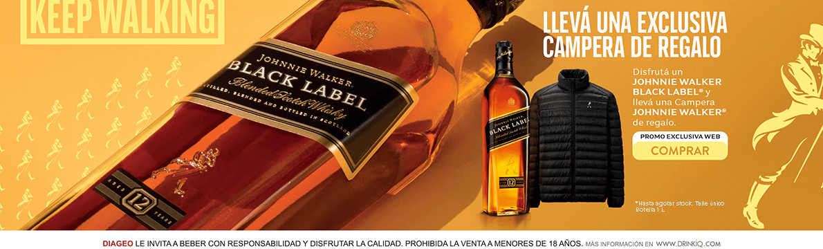 JOHNNIE WALKER ------------------------------------------------------d-coleccion