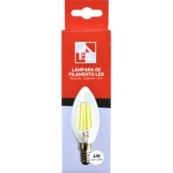Lampara-HOME-Leader-Filamento-led-C35-claro-4W-E14