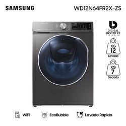Lavasecarropas-Samsung-Mod.-WD12N64FR2X-12kg-7kg-1400Rpm