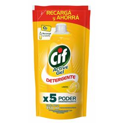 Detergente-CIF-Active-Gel-limon-dp.-450-ml