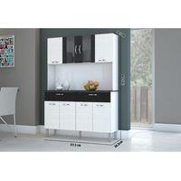 Kit-compacto-8-puertas-color-blanco---negro