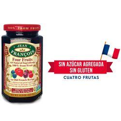Mermelada-sin-azucar-agregada-JEAN-FRANCOIS-frutos-rojos-325-g
