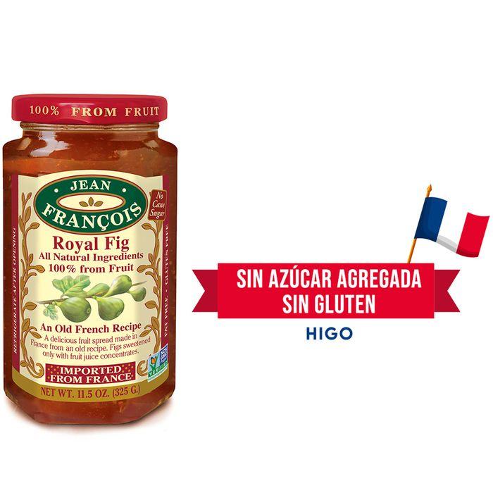 Mermelada-sin-azucar-agregada-JEAN-FRANCOIS-higo-325-g
