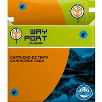 Cartucho-Way-Port-para-BROTHER-LC71-75DC-cian