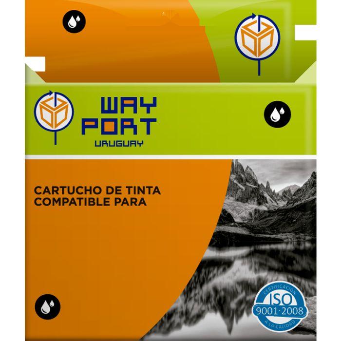 Cartucho-Way-Port-para-BROTHER-LC103-negro