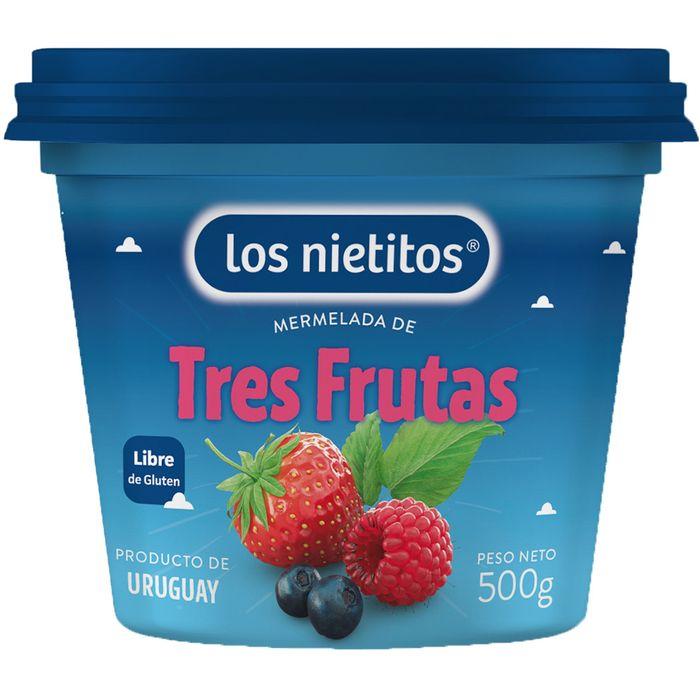 Mermelada-LOS-NIETITOS-3-Frutas-pt.-500-g