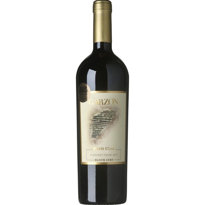 Vino-Tinto-Cabernet-Franc-GARZON-Petit-Clos-bt.-750ml